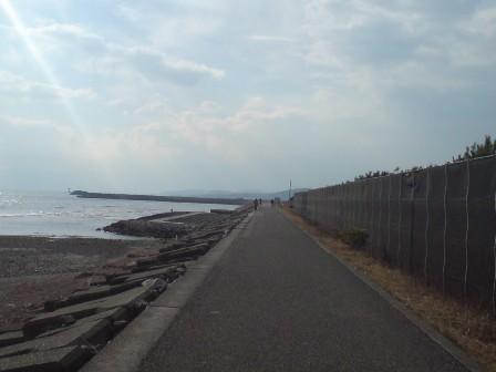 柳島サイクリングロード