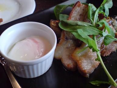 mokichi筍とベーコンのロースト