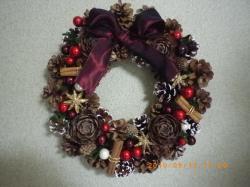 3クリスマスクランツ