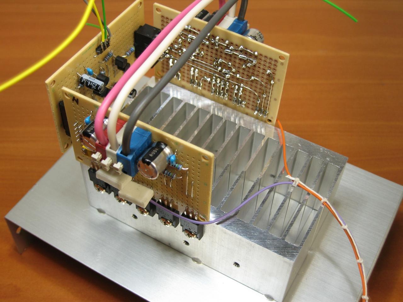 実験モジュール