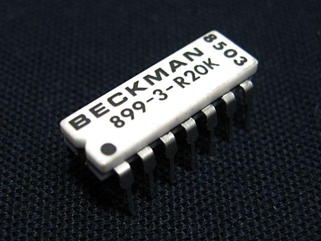 ベックマン