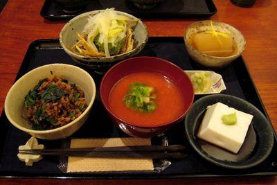 なると屋+典座~こころと、おなかにやさしい、おやさい料理。