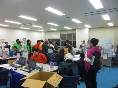 石巻市災害ボランティアセンター