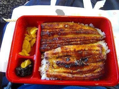 浜松鰻弁当