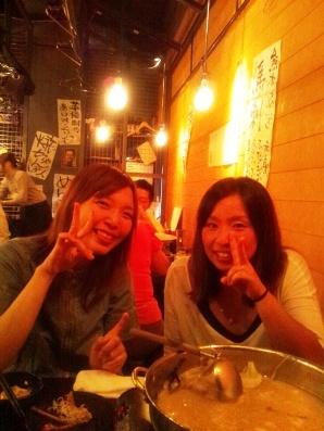 ミズエとアユミ