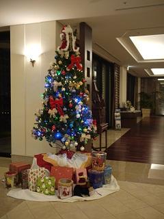 クリスマスツリー'2011