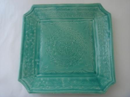 ②角皿インド紋