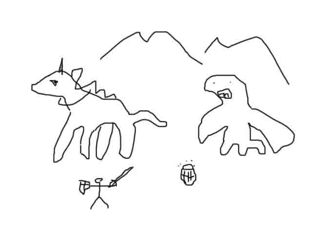 電撃祭Gイカズチの山