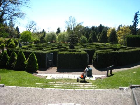 バンデューセン植物庭園6