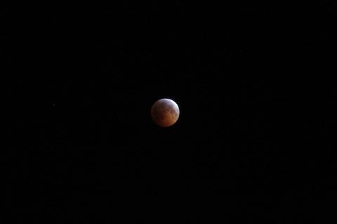 皆既月食6