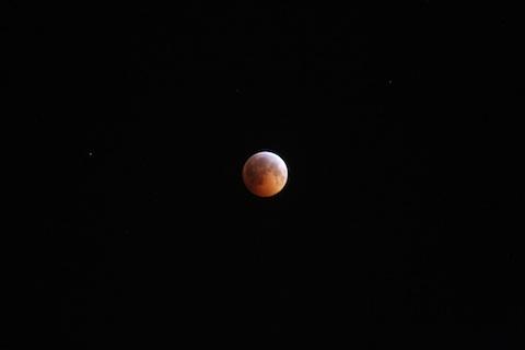皆既月食7