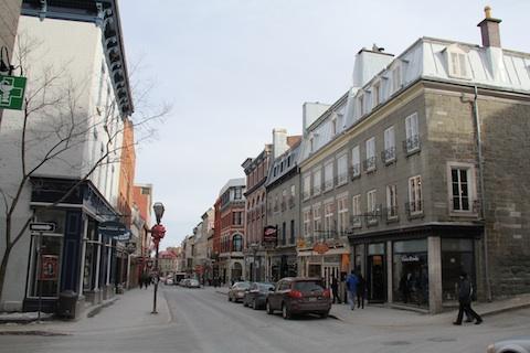 ケベック・シティ2