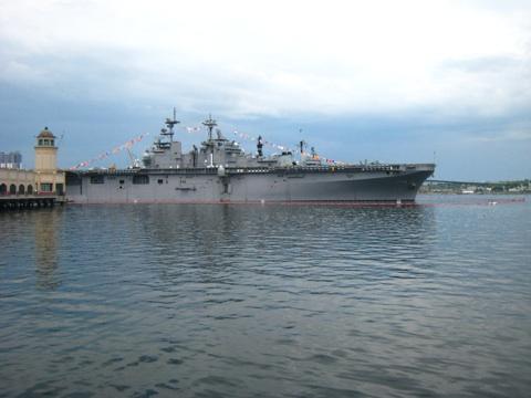 海軍100周年6