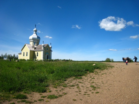 ウクライナ文化遺産村2