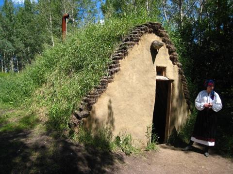 ウクライナ文化遺産村5