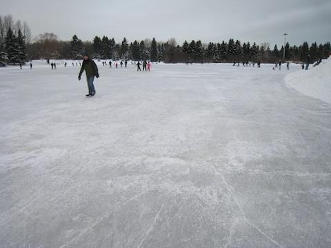 アイススケート11