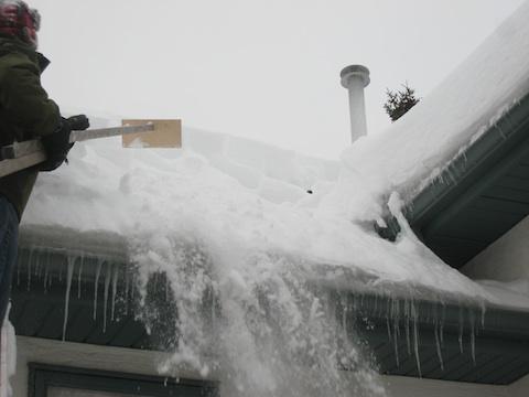 雪下ろし3
