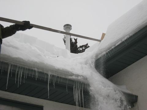 雪下ろし4