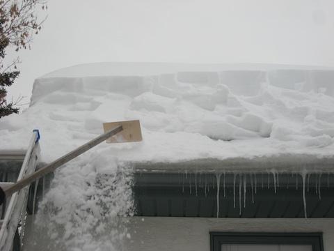 雪下ろし6