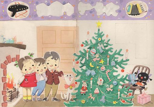 クルミちゃんクリスマス