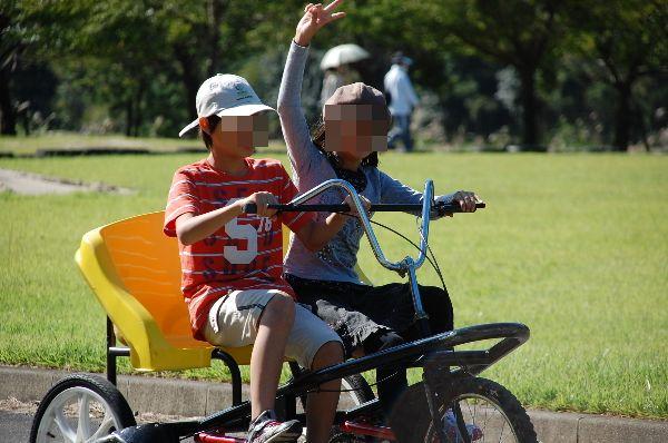 変わり自転車