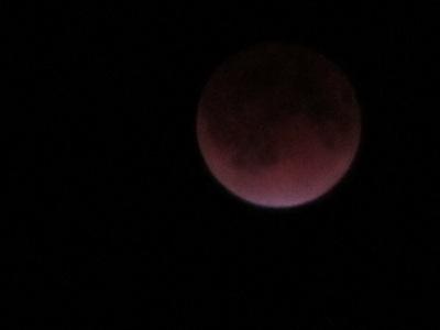 赤い月 2