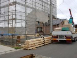 木材搬入 (5)
