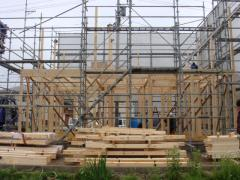 建て方工事 (7)