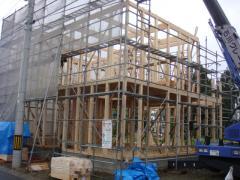 建て方工事 (13)
