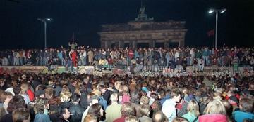 ベルリンの壁崩壊 ブランデンブルグ門