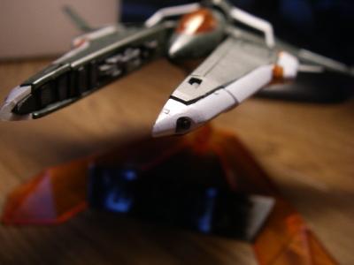グラディウス ビックバイパー 完成写真2