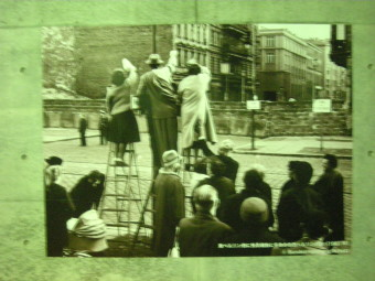 ベルリンの壁写真展2