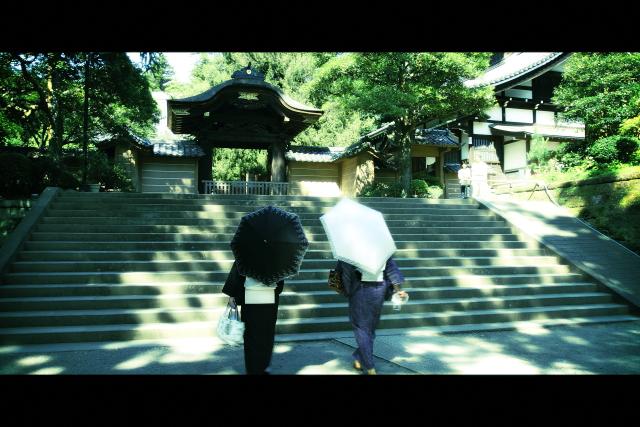 2011 鎌倉 着物