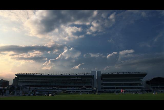 川崎競馬場b