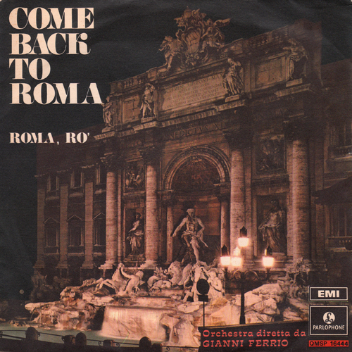 gianni ferrio / come back to roma