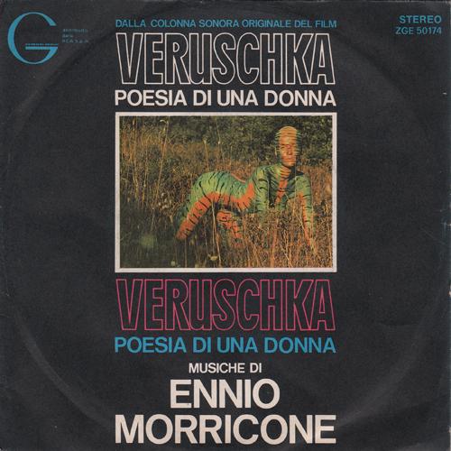 ennio morricone / veruschka