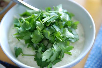 アボカド豆腐ディップ