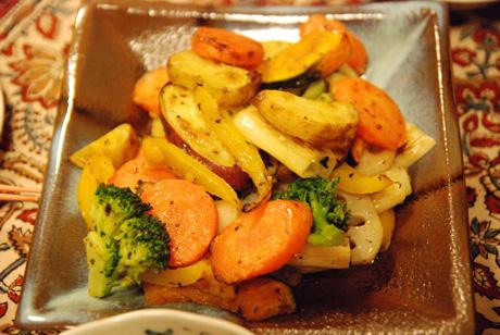 根菜サラダ
