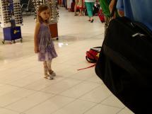 空港にて (2)