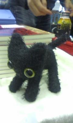 文フリ11-黒猫