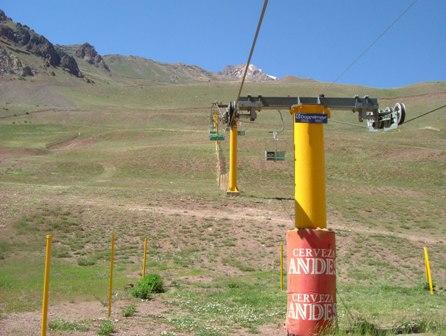 ペニテンテスは冬がスキーリゾートになります。