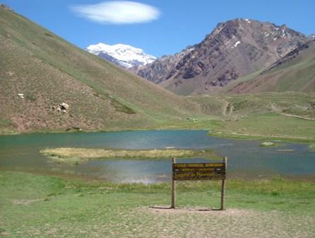 美しい人造湖