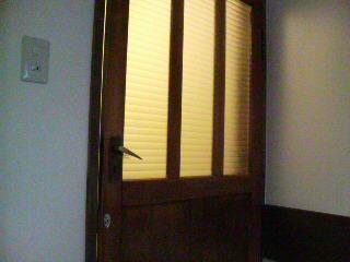 atelier  So*La  トイレのドア-1