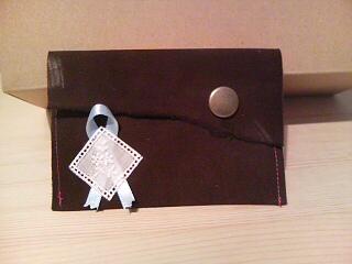 atelier So*La 名刺入れ&カードケース -2