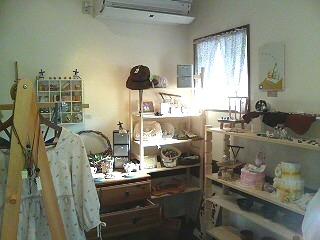 atelier So*La 雑貨スペース 2010.08.22