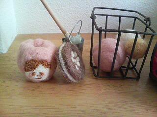 羊毛フェルトー1