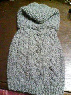 ココア様のセーター 2010-1