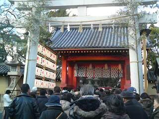 西宮神社 2011-1-10-1