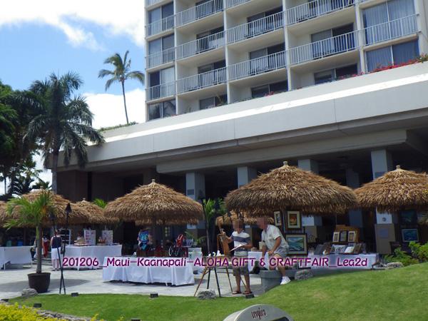 2012年6月 Maui-Kaanapali-ALOHA GIFT & CRAFTFAIR