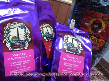2012年6月 Maui Grown Coffee